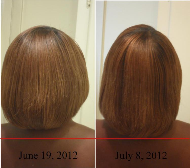 Biotin Check In The First 30 Days Savvy Hair Studio101
